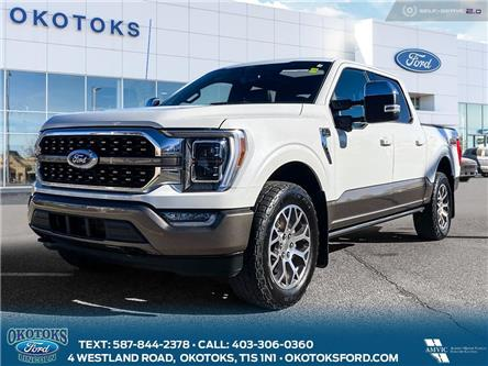 2021 Ford F-150 King Ranch (Stk: B84218A) in Okotoks - Image 1 of 26