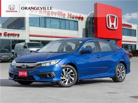 2018 Honda Civic SE (Stk: F22023A) in Orangeville - Image 1 of 20