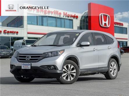 2014 Honda CR-V EX (Stk: V21279A) in Orangeville - Image 1 of 7