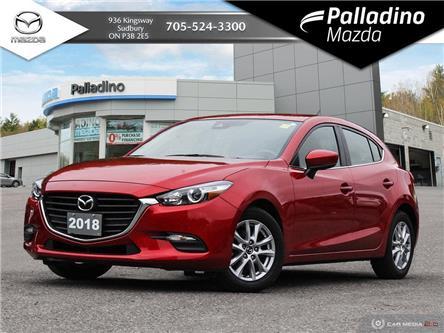 2018 Mazda Mazda3 Sport  (Stk: 7737A) in Greater Sudbury - Image 1 of 26