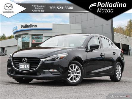 2018 Mazda Mazda3  (Stk: U1529) in Greater Sudbury - Image 1 of 29