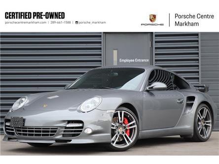 2011 Porsche 911 Turbo (Stk: PU0193) in Markham - Image 1 of 28