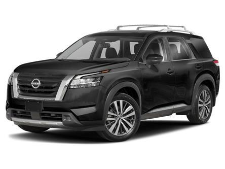 2022 Nissan Pathfinder Platinum (Stk: A22010) in Abbotsford - Image 1 of 9