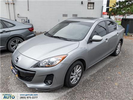 2013 Mazda Mazda3 GS-SKY (Stk: 845744) in Milton - Image 1 of 6