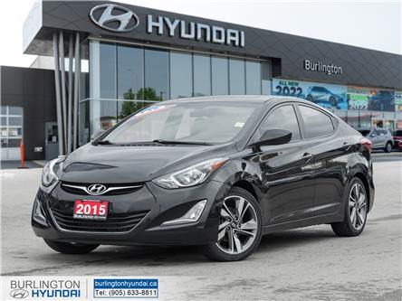 2015 Hyundai Elantra GLS (Stk: N3159A) in Burlington - Image 1 of 22