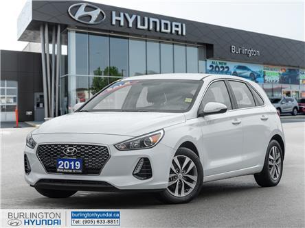 2019 Hyundai Elantra GT Preferred (Stk: U1132) in Burlington - Image 1 of 22