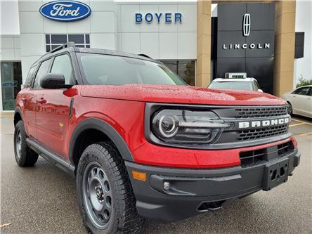 2021 Ford Bronco Sport Badlands (Stk: B3288) in Bobcaygeon - Image 1 of 27