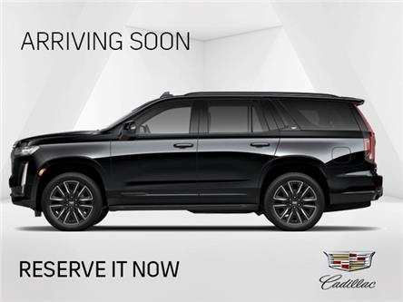 2022 Cadillac Escalade ESV Luxury (Stk: F-ZXQZC5) in Oshawa - Image 1 of 5