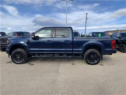 2020 Ford F-350 Lariat (Stk: MP193) in Rocky Mountain House - Image 1 of 15