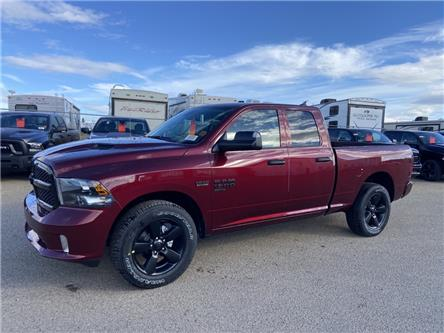 2021 RAM 1500 Classic Tradesman (Stk: MT183) in Rocky Mountain House - Image 1 of 12