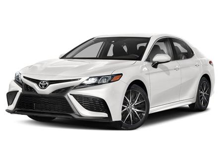 2021 Toyota Camry SE (Stk: D1062) in Peterborough - Image 1 of 9