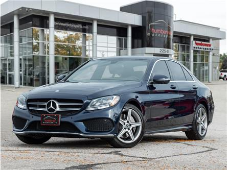 2017 Mercedes-Benz C-Class Base (Stk: 21HMS351) in Mississauga - Image 1 of 24