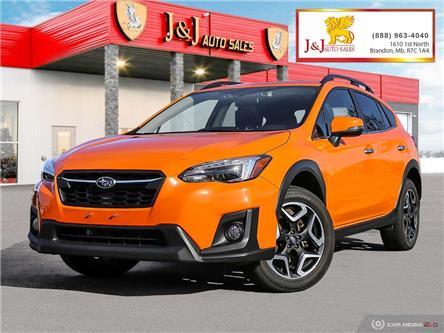 2019 Subaru Crosstrek Limited (Stk: J21164) in Brandon - Image 1 of 27