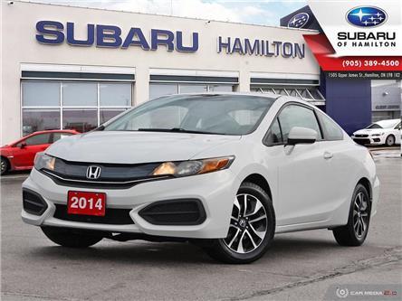 2014 Honda Civic EX (Stk: S8840A) in Hamilton - Image 1 of 28