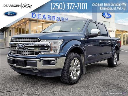 2019 Ford F-150 Lariat (Stk: PM151) in Kamloops - Image 1 of 26