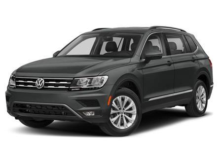 2018 Volkswagen Tiguan Trendline (Stk: 61028A) in Ottawa - Image 1 of 9