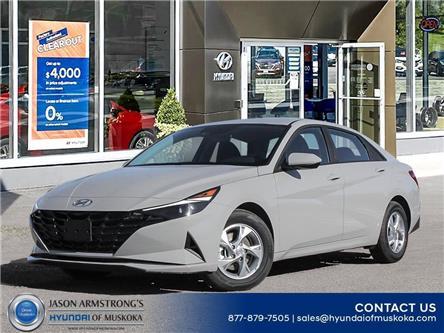 2022 Hyundai Elantra ESSENTIAL (Stk: 122-103) in Huntsville - Image 1 of 23
