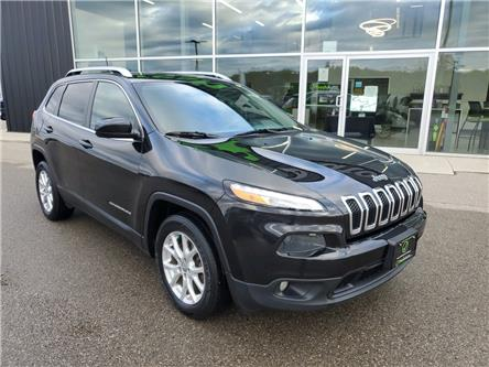 2016 Jeep Cherokee North (Stk: 21-284A Ingersoll) in Ingersoll - Image 1 of 30