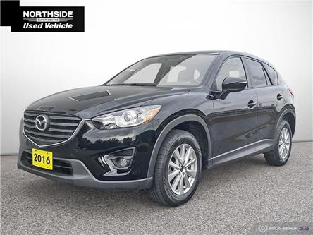 2016 Mazda CX-5 GS (Stk: M21344A) in Sault Ste. Marie - Image 1 of 27