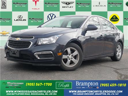 2015 Chevrolet Cruze 2LT (Stk: 1749A) in Mississauga - Image 1 of 21