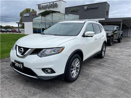 2015 Nissan Rogue S (Stk: 21101A) in Meaford - Image 1 of 18