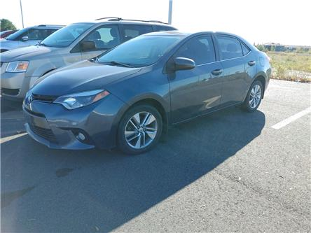 2015 Toyota Corolla LE ECO (Stk: TA22004A) in Sault Ste. Marie - Image 1 of 13