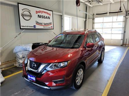 2020 Nissan Rogue S (Stk: P1050) in Owen Sound - Image 1 of 15