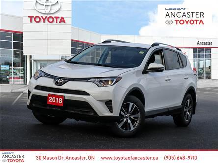 2018 Toyota RAV4 LE (Stk: 4235) in Ancaster - Image 1 of 21