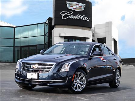 2017 Cadillac ATS 2.0L Turbo (Stk: 6540I) in Burlington - Image 1 of 24