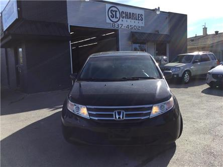 2011 Honda Odyssey EX-L (Stk: -) in Winnipeg - Image 1 of 16