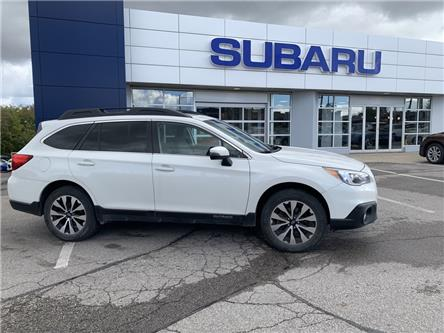 2017 Subaru Outback 3.6R Limited (Stk: S22027A) in Newmarket - Image 1 of 11