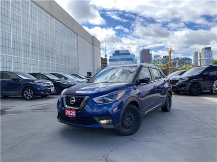 2020 Nissan Kicks SR (Stk: P21380B) in Toronto - Image 1 of 5