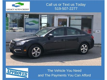 2016 Chevrolet Cruze Limited 2LT (Stk: 21103A) in Guelph - Image 1 of 14