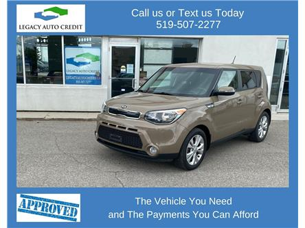 2016 Kia Soul EX (Stk: 21069A) in Guelph - Image 1 of 17