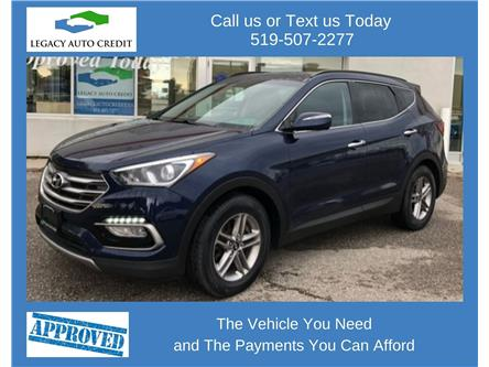 2017 Hyundai Santa Fe Sport 2.4 Luxury (Stk: 21176) in Guelph - Image 1 of 16