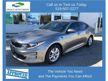 2017 Kia Optima LX (Stk: 21137A) in Guelph - Image 1 of 16