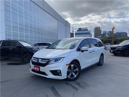 2018 Honda Odyssey EX (Stk: HP4561) in Toronto - Image 1 of 5