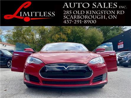 2013 Tesla Model S P60 (Stk: 21-070) in Scarborough - Image 1 of 13