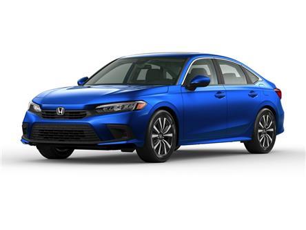 2022 Honda Civic EX (Stk: VIHONDA7) in Orangeville - Image 1 of 17