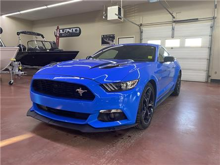 2017 Ford Mustang GT (Stk: U21-91A) in Nipawin - Image 1 of 21