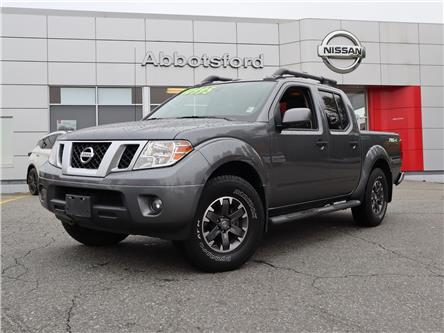 2018 Nissan Frontier PRO-4X (Stk: A22006B) in Abbotsford - Image 1 of 28