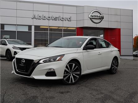 2021 Nissan Altima 2.5 SR (Stk: A21310) in Abbotsford - Image 1 of 30