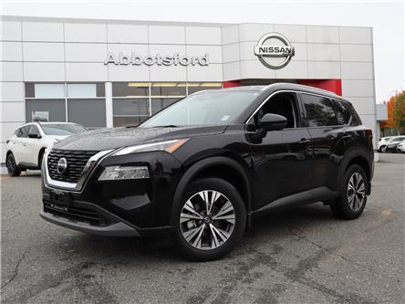 2021 Nissan Rogue SV (Stk: A21307) in Abbotsford - Image 1 of 28