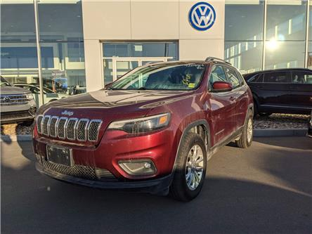 2019 Jeep Cherokee North (Stk: F0766) in Saskatoon - Image 1 of 5