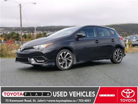 2017 Toyota Corolla iM Base (Stk: LP49915) in St. Johns - Image 1 of 4