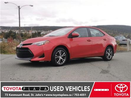 2018 Toyota Corolla LE (Stk: 40864A) in St. Johns - Image 1 of 17