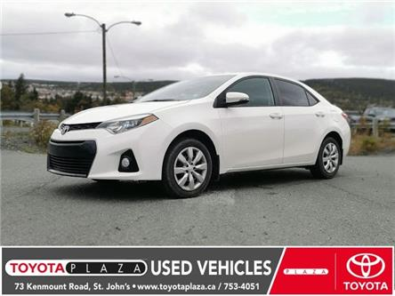 2016 Toyota Corolla S (Stk: 40104A) in St. Johns - Image 1 of 4