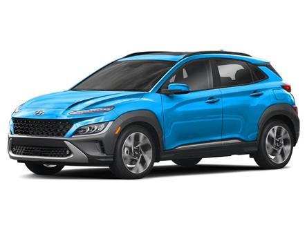 2022 Hyundai Kona 2.0L Essential (Stk: 122-100) in Huntsville - Image 1 of 2