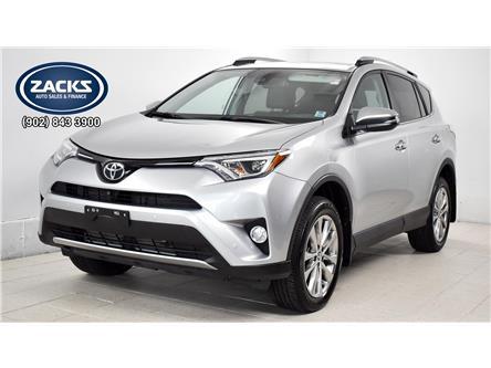 2017 Toyota RAV4 Limited (Stk: 54471) in Truro - Image 1 of 40