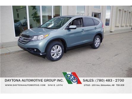 2013 Honda CR-V EX-L (Stk: 2053) in Edmonton - Image 1 of 16